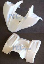 Kazuma Meerkat Front & Rear Fender Set Plastic Redcat 50Cc White Sets V Aps01+02