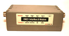 Data Logic/Escort Memory Systems, CM21 InterBus-S Module