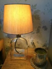 Woodford Reserve Upcycled Bottle Table Lamp