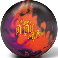 15lb DV8 Pitbull Growl Bowling Ball WITH FREE MICROFIBER TOWEL!