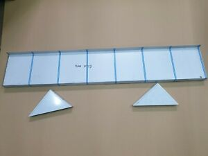 Stainless Steel Shelves 600mm X 150mm Deep
