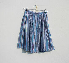 Grunge 1990s 100% Cotton Vintage Skirts for Women