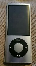 Apple iPod Nano 5th Generation 8GB Serial No: 6U944TRF71V Silver