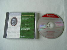 VIANNA DA MOTTA Piano Concerto/Fantasia Dramatica etc Pizarro Brabbins CD album