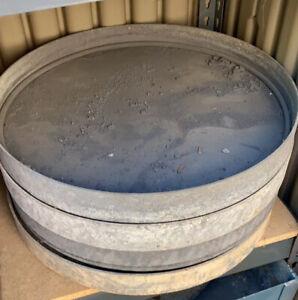 "Lortone 20""  VIBRATING FLAT Lap Pan"
