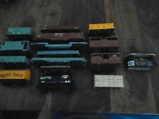 HORNBY DUBLO MECCANOrolling stock & EAT MORE FRUIT L.WALTON STALL BRITISH MADE