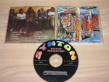 GOODTHUNDER CD - SAME / SYNTON in MINT