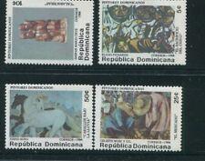 Dominican Republic #925-8 MNH