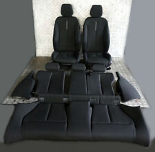 BMW 1 Series F21 Sport Cloth Fabric Track Interior Seats and Door Cards