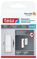 tesa® Klebestreifen 77770 Tapeten und Putz 9 Strips