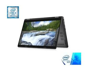 "Dell Latitude 5300 2-in-1, 13.3"" FHD Touchscreen, i5-8265U, 512GB SSD, 16GB RAM"
