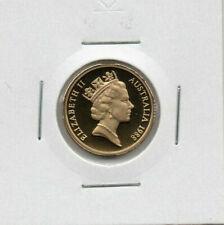 AUSTRALIAN PROOF: 1988  $2  COIN  IN 2X2 HOLDER