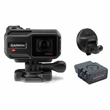 Garmin VIRB XE Auto Racing Bundle GPS Action Camera w/ G-Metrix 010-01363-40