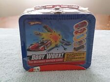 "Hot Wheels Body Worx The Mechanic Mayhem Game"". Comes in it's Mini Lunchbox.(S88"
