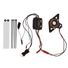 Speaker Sound Engine Sound High Simulation System Horn & Sticker for RC Car