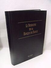 LE PATRIMOINE DE LA BANQUE DE FRANCE - Flohic / 2001