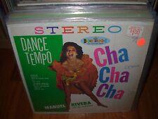 MANUEL RIVERA dance tempo cha cha ( latin ) crown stereo