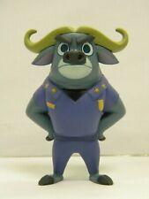Chief Bogo Bull Action Figure Disney Zootopia 2016 Funko Mystery Mini Toy S 1