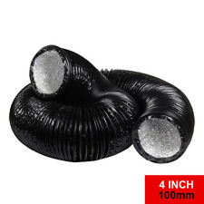HyFlo 4 Inch / 100mm Double Walled Hydroponics Ducting Ventilation Extraction
