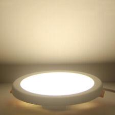 LED Panel Light Recessed Kitchen Bathroom Ceiling Lamp LED Downlight AC85V-265V