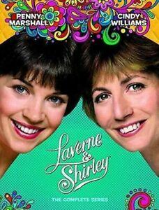 Laverne & Shirley Complete Series Season 1 2 3 4 5 1-5 New Sealed DVD Box Set