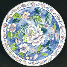 Ceramiche Pottery Blue Small Dish Plate Wall Decor Italian Kitchen Italy Made