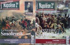 Lot 2 revues NAPOLEON 1er - Magazine du Consulat et de l'Empire. N° 65 et 66.