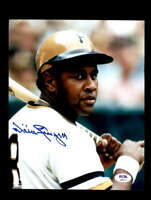 Willie Stargell PSA DNA Coa Signed 8x10 Pirates Photo Autographed
