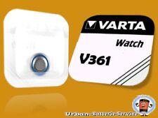 50UDS. Varta V361 SR721W SR58 1,55v Pilas de botón OXYDE D'argent Relojes