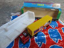 423J Rare Solido Truck DAF Turbo 2800 Legetoj Br 1:50