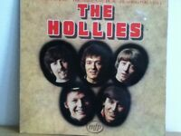 THE  HOLLIES            LP        THE  HOLLIES