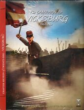TPS: The Campaign for Vicksburg 1863 boardgames