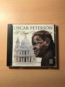Cd Oscar peterson The royal wedding suite