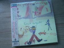 Robert Wyatt - His Greatest Misses - Japan Mini LP CD.- VACK-1282 -