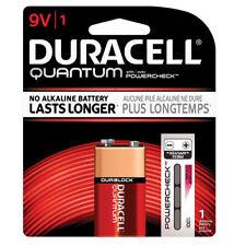 Duracell 9V Quantum Premium Guitar Pedal 9V Battery QU1604B1 Alkaline 9-Volt