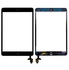 New Black iPad Mini 1 & 2 Glass Digitizer Touch Screen IC Chip Flex Assembly