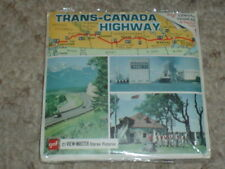 Viewmaster Reels GAF Trans- Canada Highway A 002