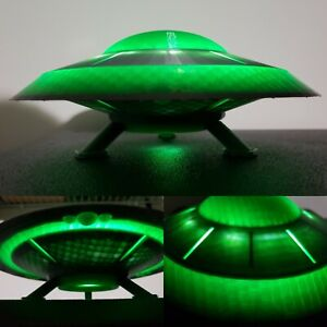 UFO 1A - LARGE (with Lighting)inspired by Earth vs the Flying Saucers & 27th Day