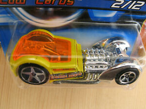 Hot Wheels 112/2006 Low Carbs 2/12 Track Aces in OVP