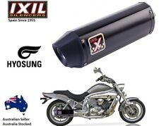 Hyosung GV650 Aquila / Lams All Years IXIL Xtrm Bk HEX-OV B/O Exhaust