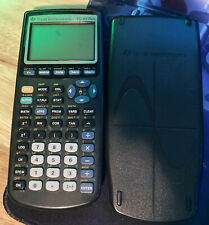 Texas Instruments Ti-83 Plus Graphing Calculator Not Working For Parts