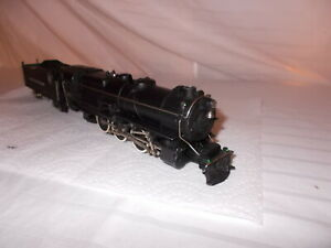 AMERICAN FLYER #312 PACIFIC ENGINE SMOKE IN TENDER VERY NICE! LOT #L-158