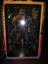 NECA Ultimate King Kong Illustrated 7'' Action Figure unopened htf New