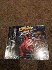 Crash Bandicoot 2: Cortex Strikes Back (PlayStation 1, Ps1 1997) Factory Sealed!