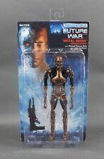 Terminator 2  Future War Metal-Mash Terminator With Light Up Eyes Figure 40V
