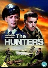 The Hunters Dvd Robert Mitchum Brand New & Factory Sealed