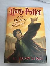 Harry Potter and the Deathly Hallows  Pre-Owned  Book:1st Edition 2007