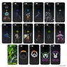 Overwatch Gel Case for Apple iPhone 8 4.7 Inch Screen Protector Silicone Cover