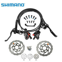 Shimano SM-BH59-JK BL- MT200 Hydraulic Disc Brake Set Front and Rear Brake Set