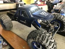 Team Losi Night Crawler (rock crawler LED Rc Rock Crawler Worm Gear